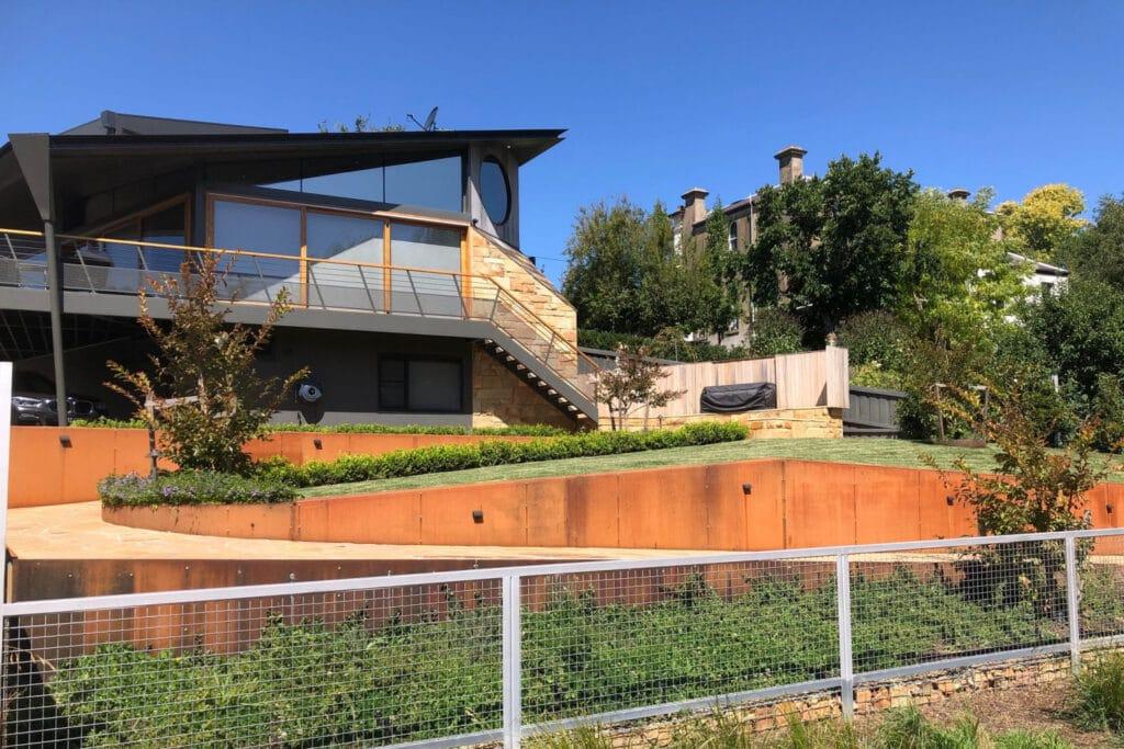 Daylesford landscaping design